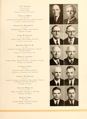 Page 15, 1939 Edition, Presbyterian College - Pac Sac Yearbook (Clinton, SC) online yearbook collection