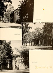 Page 17, 1939 Edition, Presbyterian College - Pac Sac Yearbook (Clinton, SC) online yearbook collection
