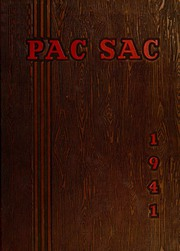 1941 Edition, Presbyterian College - Pac Sac Yearbook (Clinton, SC)