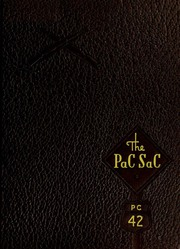 1942 Edition, Presbyterian College - Pac Sac Yearbook (Clinton, SC)