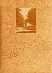 1943 Edition, Presbyterian College - Pac Sac Yearbook (Clinton, SC)