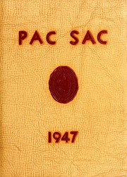 1947 Edition, Presbyterian College - Pac Sac Yearbook (Clinton, SC)