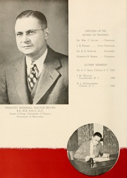 Page 14, 1947 Edition, Presbyterian College - Pac Sac Yearbook (Clinton, SC) online yearbook collection