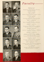 Page 16, 1947 Edition, Presbyterian College - Pac Sac Yearbook (Clinton, SC) online yearbook collection
