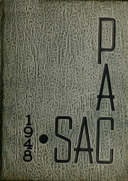 1948 Edition, Presbyterian College - Pac Sac Yearbook (Clinton, SC)