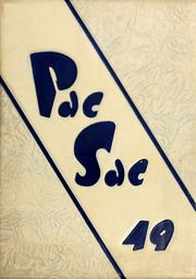 1949 Edition, Presbyterian College - Pac Sac Yearbook (Clinton, SC)