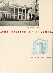 Page 10, 1950 Edition, Presbyterian College - Pac Sac Yearbook (Clinton, SC) online yearbook collection