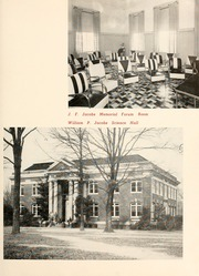 Page 13, 1950 Edition, Presbyterian College - Pac Sac Yearbook (Clinton, SC) online yearbook collection