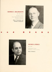 Page 15, 1950 Edition, Presbyterian College - Pac Sac Yearbook (Clinton, SC) online yearbook collection