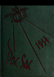 1954 Edition, Presbyterian College - Pac Sac Yearbook (Clinton, SC)
