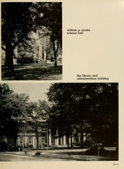 Page 11, 1954 Edition, Presbyterian College - Pac Sac Yearbook (Clinton, SC) online yearbook collection