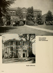 Page 12, 1954 Edition, Presbyterian College - Pac Sac Yearbook (Clinton, SC) online yearbook collection
