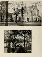Page 10, 1955 Edition, Presbyterian College - Pac Sac Yearbook (Clinton, SC) online yearbook collection