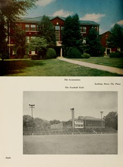 Page 12, 1955 Edition, Presbyterian College - Pac Sac Yearbook (Clinton, SC) online yearbook collection