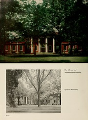 Page 8, 1955 Edition, Presbyterian College - Pac Sac Yearbook (Clinton, SC) online yearbook collection