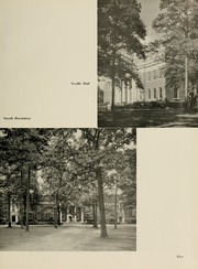 Page 9, 1955 Edition, Presbyterian College - Pac Sac Yearbook (Clinton, SC) online yearbook collection