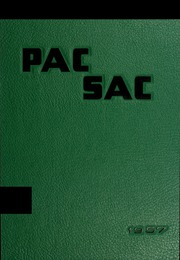 1957 Edition, Presbyterian College - Pac Sac Yearbook (Clinton, SC)