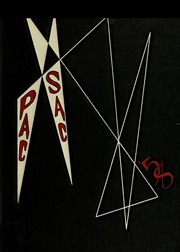 1958 Edition, Presbyterian College - Pac Sac Yearbook (Clinton, SC)