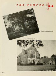 Page 10, 1958 Edition, Presbyterian College - Pac Sac Yearbook (Clinton, SC) online yearbook collection