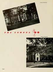 Page 12, 1958 Edition, Presbyterian College - Pac Sac Yearbook (Clinton, SC) online yearbook collection