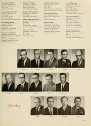 Page 13, 1961 Edition, Presbyterian College - Pac Sac Yearbook (Clinton, SC) online yearbook collection