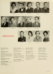 Page 15, 1961 Edition, Presbyterian College - Pac Sac Yearbook (Clinton, SC) online yearbook collection