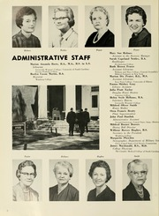 Page 12, 1965 Edition, Presbyterian College - Pac Sac Yearbook (Clinton, SC) online yearbook collection