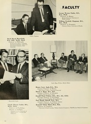 Page 14, 1965 Edition, Presbyterian College - Pac Sac Yearbook (Clinton, SC) online yearbook collection