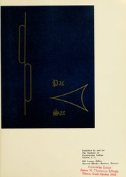 Page 5, 1965 Edition, Presbyterian College - Pac Sac Yearbook (Clinton, SC) online yearbook collection