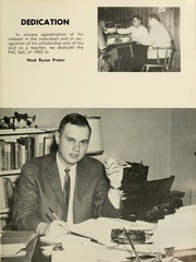 Page 9, 1965 Edition, Presbyterian College - Pac Sac Yearbook (Clinton, SC) online yearbook collection