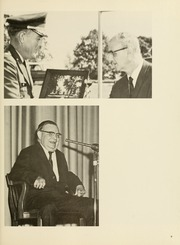 Page 13, 1968 Edition, Presbyterian College - Pac Sac Yearbook (Clinton, SC) online yearbook collection