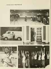 Page 12, 1975 Edition, Presbyterian College - Pac Sac Yearbook (Clinton, SC) online yearbook collection