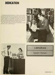 Page 9, 1975 Edition, Presbyterian College - Pac Sac Yearbook (Clinton, SC) online yearbook collection