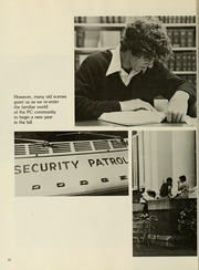 Page 14, 1976 Edition, Presbyterian College - Pac Sac Yearbook (Clinton, SC) online yearbook collection