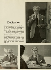 Page 8, 1976 Edition, Presbyterian College - Pac Sac Yearbook (Clinton, SC) online yearbook collection