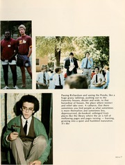 Page 11, 1982 Edition, Presbyterian College - Pac Sac Yearbook (Clinton, SC) online yearbook collection