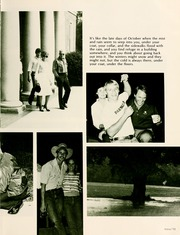 Page 17, 1982 Edition, Presbyterian College - Pac Sac Yearbook (Clinton, SC) online yearbook collection