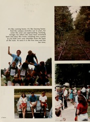 Page 6, 1982 Edition, Presbyterian College - Pac Sac Yearbook (Clinton, SC) online yearbook collection