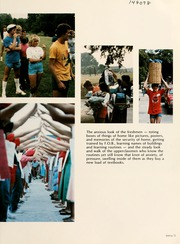 Page 7, 1982 Edition, Presbyterian College - Pac Sac Yearbook (Clinton, SC) online yearbook collection