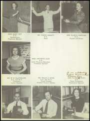 Page 16, 1949 Edition, Hobbs High School - Sandstorm Yearbook (Hobbs, NM) online yearbook collection