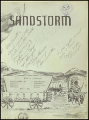 Page 7, 1949 Edition, Hobbs High School - Sandstorm Yearbook (Hobbs, NM) online yearbook collection