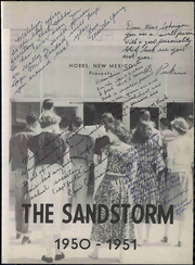 Page 9, 1951 Edition, Hobbs High School - Sandstorm Yearbook (Hobbs, NM) online yearbook collection