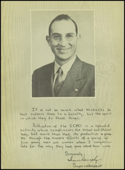 Page 10, 1944 Edition, Carlsbad High School - Echo Yearbook (Carlsbad, NM) online yearbook collection