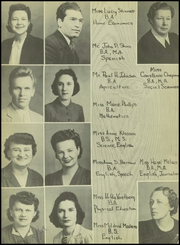 Page 12, 1944 Edition, Carlsbad High School - Echo Yearbook (Carlsbad, NM) online yearbook collection