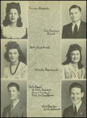 Page 16, 1944 Edition, Carlsbad High School - Echo Yearbook (Carlsbad, NM) online yearbook collection
