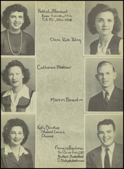 Page 17, 1944 Edition, Carlsbad High School - Echo Yearbook (Carlsbad, NM) online yearbook collection