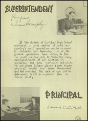 Page 10, 1945 Edition, Carlsbad High School - Echo Yearbook (Carlsbad, NM) online yearbook collection