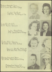 Page 11, 1945 Edition, Carlsbad High School - Echo Yearbook (Carlsbad, NM) online yearbook collection