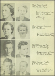Page 12, 1945 Edition, Carlsbad High School - Echo Yearbook (Carlsbad, NM) online yearbook collection