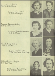 Page 13, 1945 Edition, Carlsbad High School - Echo Yearbook (Carlsbad, NM) online yearbook collection